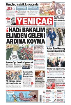 Türkiye'de Yeni Çağ - 26 Mart 2019