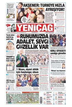 Türkiye'de Yeni Çağ - 27 Mart 2019