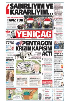 Türkiye'de Yeni Çağ - 03 Nisan 2019