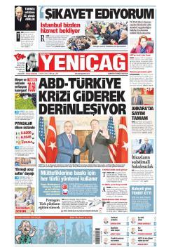 Türkiye'de Yeni Çağ - 05 Nisan 2019