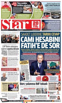 STAR - 14 Nisan 2019