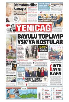Türkiye'de Yeni Çağ - 17 Nisan 2019