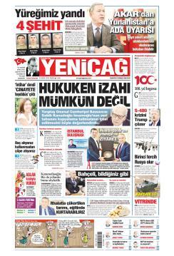 Türkiye'de Yeni Çağ - 21 Nisan 2019