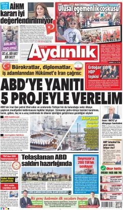 AYDINLIK - 24 Nisan 2019