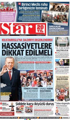 STAR - 24 Nisan 2019