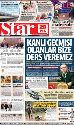 STAR - 25 Nisan 2019