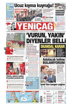 Türkiye'de Yeni Çağ - 26 Nisan 2019