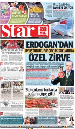 STAR - 27 Nisan 2019