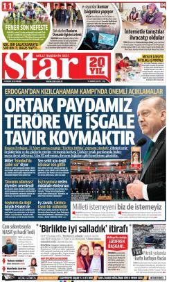 STAR - 28 Nisan 2019