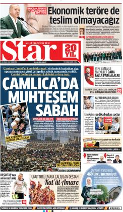 STAR - 29 Nisan 2019