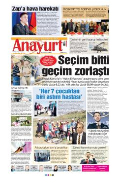 ANAYURT - 30 Nisan 2019