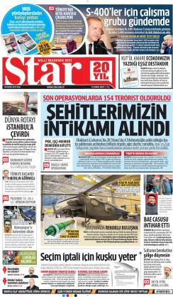 STAR - 30 Nisan 2019