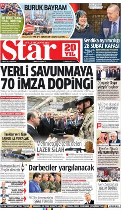 STAR - 02 Mayıs 2019