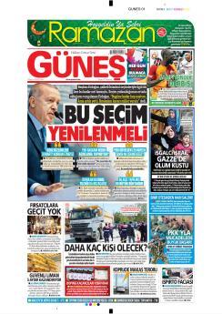 GÜNEŞ - 05 Mayıs 2019