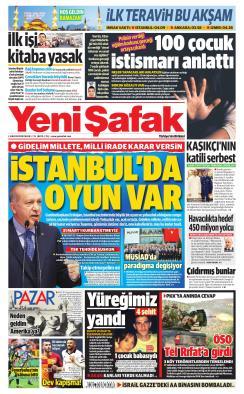 YENİ ŞAFAK - 05 Mayıs 2019
