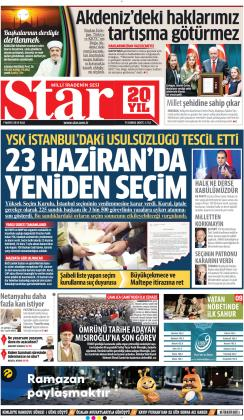 STAR - 07 Mayıs 2019