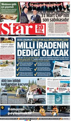 STAR - 10 Mayıs 2019
