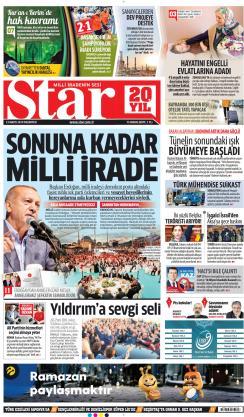 STAR - 13 Mayıs 2019
