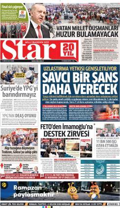 STAR - 17 Mayıs 2019