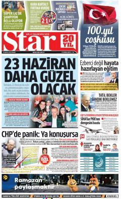 STAR - 19 Mayıs 2019