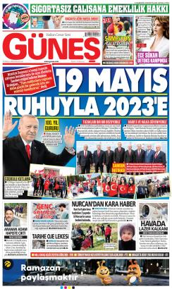 GÜNEŞ - 20 Mayıs 2019