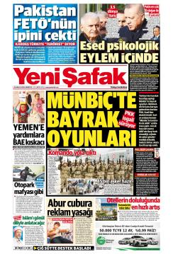 YENİ ŞAFAK - 29 Aralık 2018