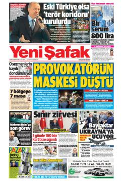 YENİ ŞAFAK - 13 Ocak 2019