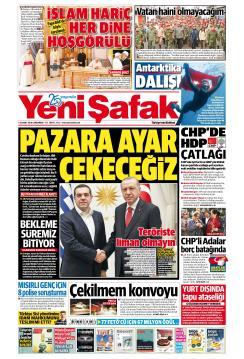 YENİ ŞAFAK - 06 Şubat 2019
