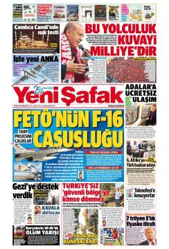 YENİ ŞAFAK - 04 Mart 2019