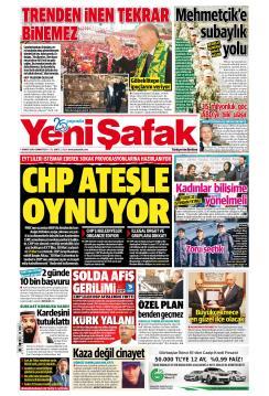 YENİ ŞAFAK - 09 Mart 2019