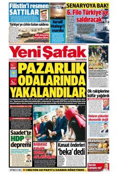 YENİ ŞAFAK - 29 Mart 2019