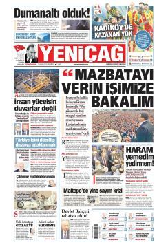 Türkiye'de Yeni Çağ - 15 Nisan 2019