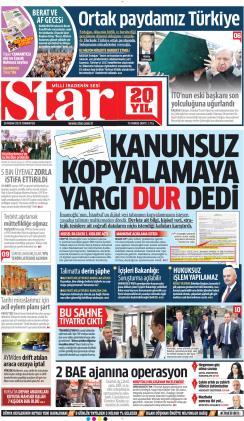STAR - 20 Nisan 2019