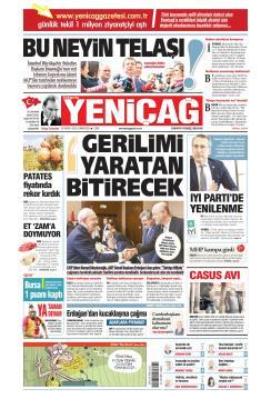 Türkiye'de Yeni Çağ - 20 Nisan 2019