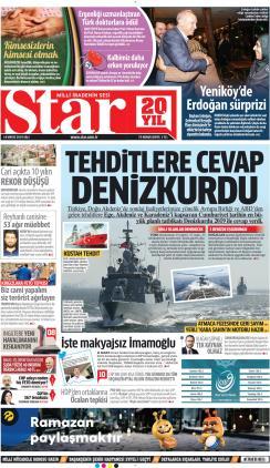 STAR - 14 Mayıs 2019