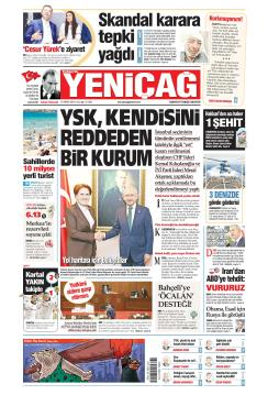 Türkiye'de Yeni Çağ - 14 Mayıs 2019