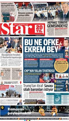 STAR - 22 Mayıs 2019