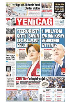 Türkiye'de Yeni Çağ - 22 Mayıs 2019