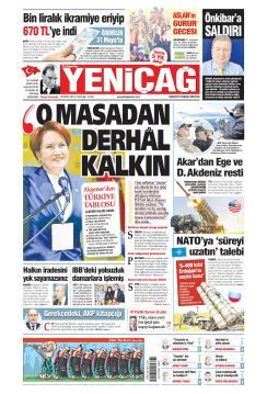 Türkiye'de Yeni Çağ - 26 Mayıs 2019