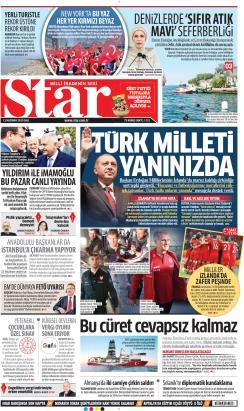 STAR - 11 Haziran 2019