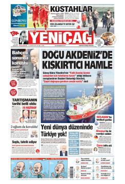 Türkiye'de Yeni Çağ - 11 Haziran 2019