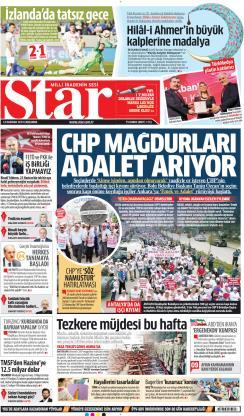 STAR - 12 Haziran 2019