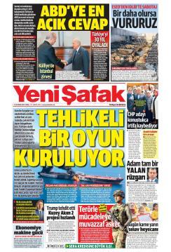 YENİ ŞAFAK - 14 Haziran 2019