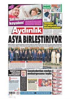 AYDINLIK - 16 Haziran 2019