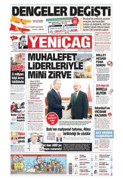 Türkiye'de Yeni Çağ - 25 Haziran 2019
