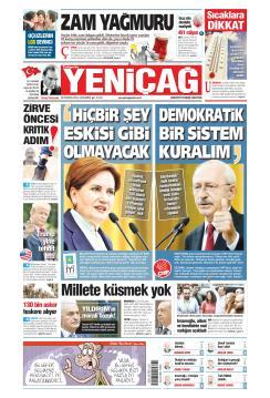 Türkiye'de Yeni Çağ - 26 Haziran 2019