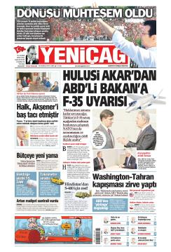 Türkiye'de Yeni Çağ - 28 Haziran 2019