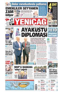 Türkiye'de Yeni Çağ - 29 Haziran 2019