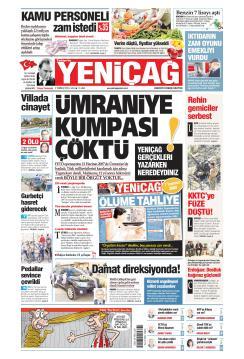 Türkiye'de Yeni Çağ - 02 Temmuz 2019