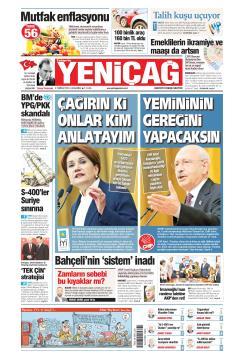 Türkiye'de Yeni Çağ - 03 Temmuz 2019